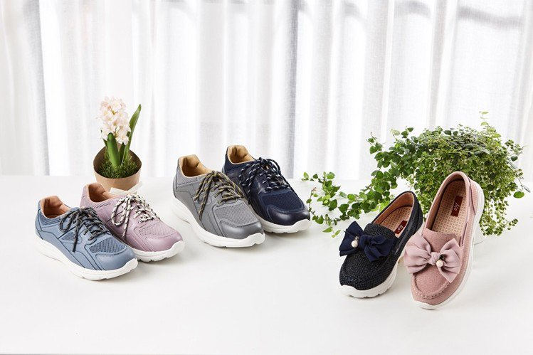 「A.S.O萬步健康鞋」即日起推出體驗價85折優惠,還可搭配組合商品再折扣。圖/...