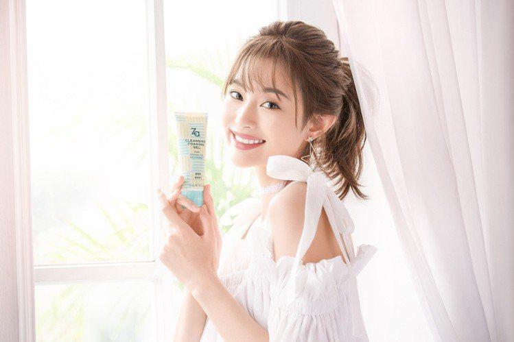 Za卸粧蜜是1997年與Za品牌一起誕生、持續熱銷20年的國民卸粧蜜。圖/Za提...