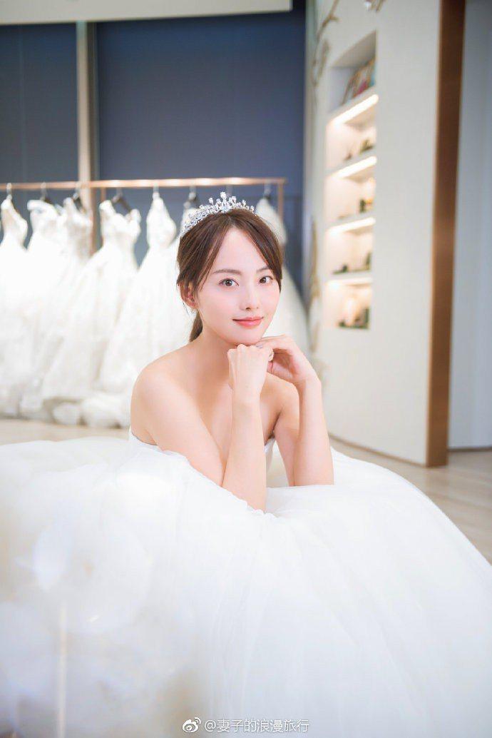 張嘉倪在「延禧攻略」戲中有「最美妃子」封號。圖/摘自微博