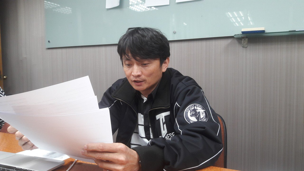 馮勝賢。報系資料照