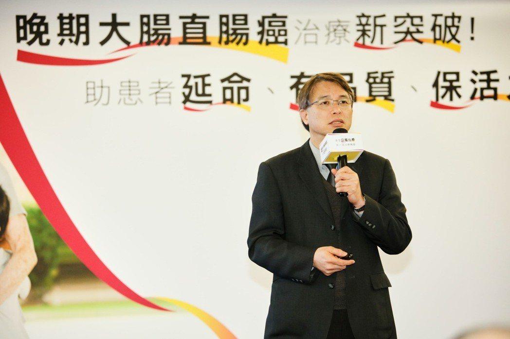 台北醫學大學附設醫院副院長李冠德表示,大腸直腸癌已連續11年高居國人癌症發生人數...