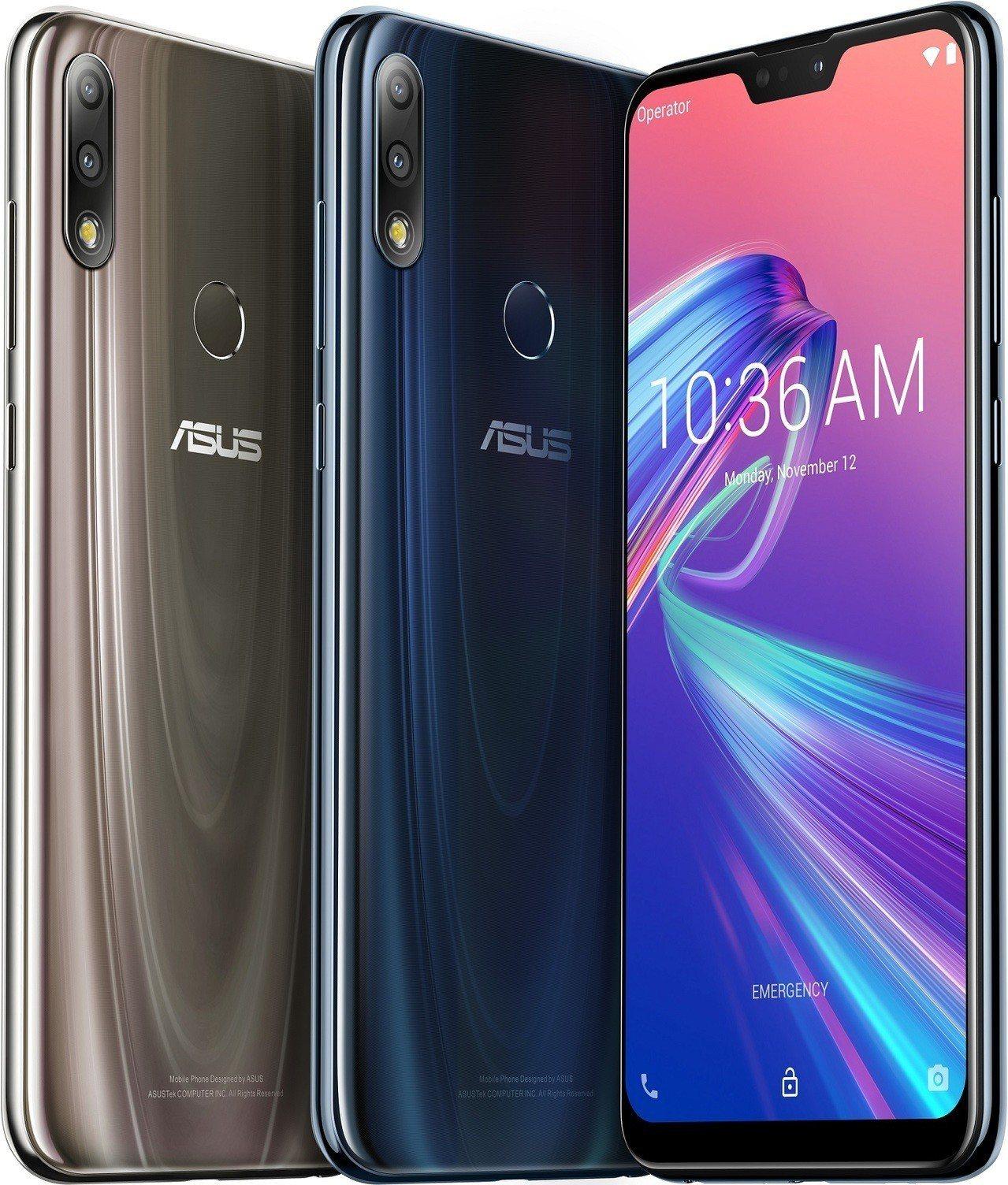 ASUS ZenFone Max Pro (M2),建議售價10,990元。圖/...