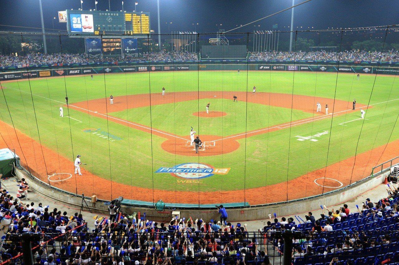 一級國際棒球賽事再度落腳台中!攸關東京奧運棒球項目參賽資格的世界12強賽,B組分...