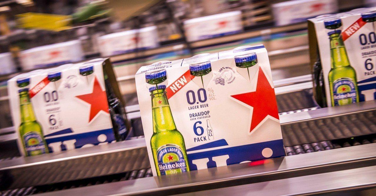 在全球節制飲酒風潮下,無酒精或低酒精啤酒產品幫助啤酒商成為意外大贏家。 歐新社