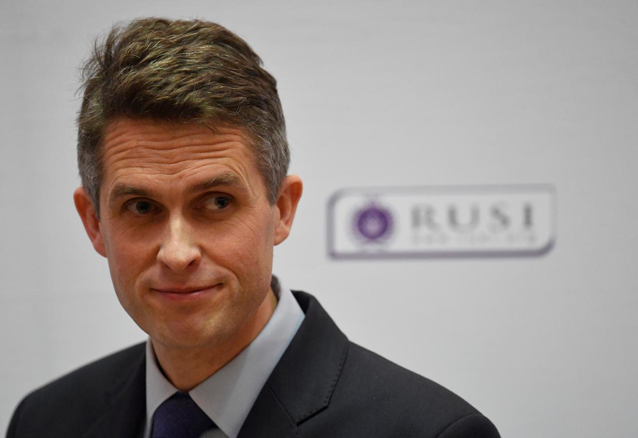 威廉森11日在RUSI公開批陸數小時後,中方取消本周末舉行的雙邊貿易會談。路透