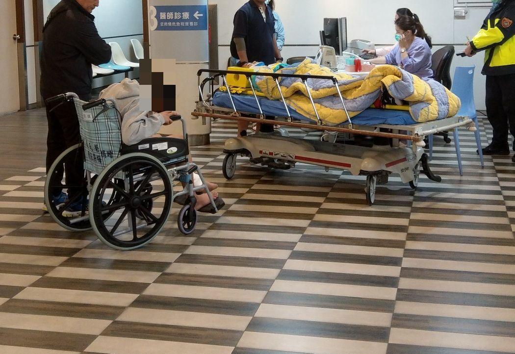 宜蘭縣南澳鄉信義路、南澳往碧候方向路段,今天傍晚發生重大車禍,2死3傷,送醫搶救...