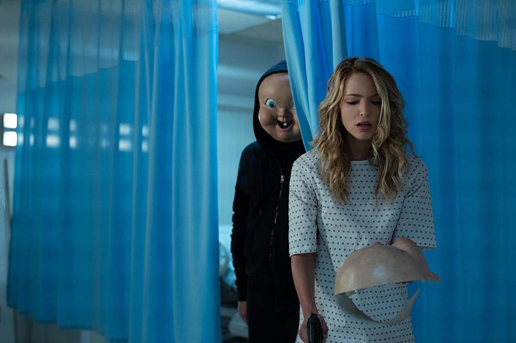 「祝你忌日快樂」讓主角在無限迴圈中尋找真相,融合驚悚與幽默。圖/摘自imdb
