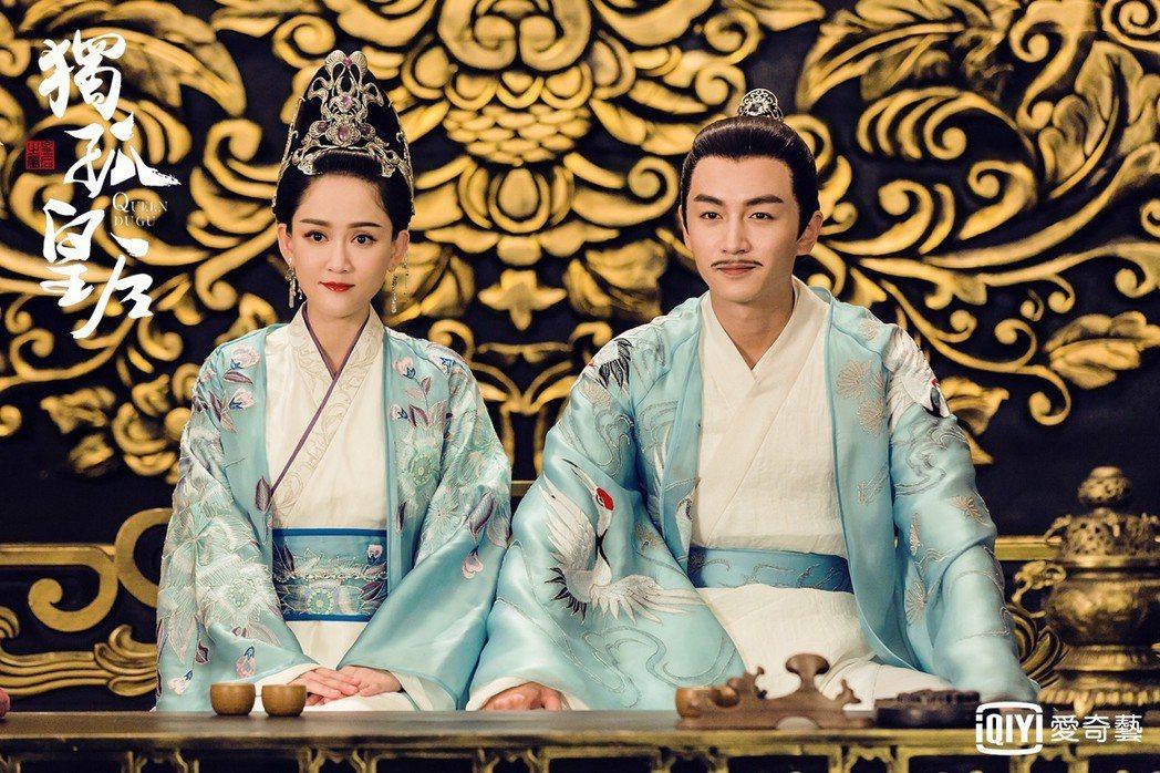 陳喬恩、陳曉主演「獨孤皇后」詮釋史上最恩愛的帝后,網友打趣「也是最愛穿情侶裝的帝...