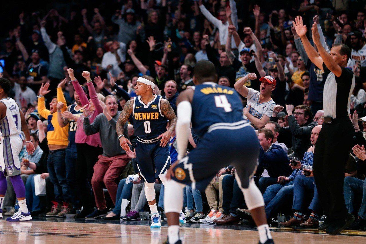 NBA/湯瑪斯終於重返賽場:不可思議的時刻