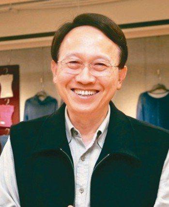 聚陽董事長周理平 (聯合報系資料庫)