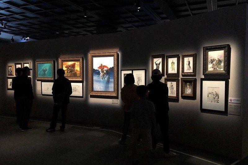 圖/取自國立故宮博物院南部院區官方粉絲專頁