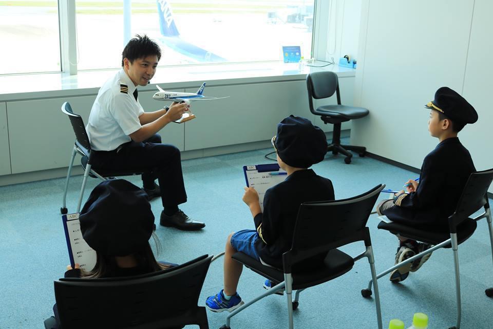 航空大國日本,過去飽受飛行員不足之苦,目前日本的飛行實態更值得探討。圖為全日空的...