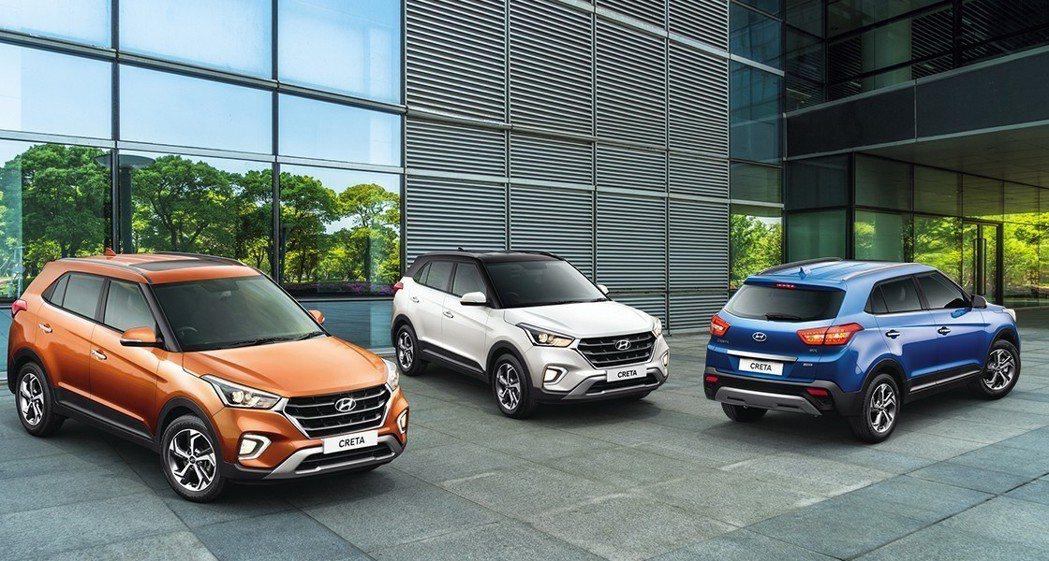 Hyundai Creta (Hyundai ix25)。 摘自Hyundai ...