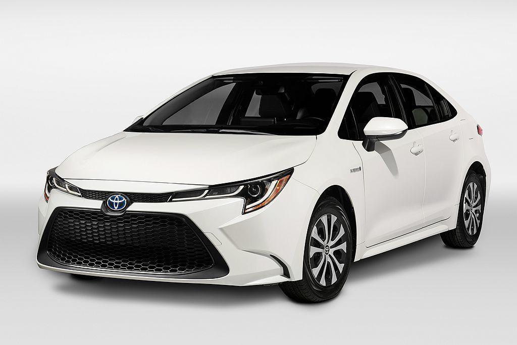 即將在美國市場開賣的新世代Toyota Corolla房車,美國EPA油耗測試在日前正式公布。 圖/Toyota提供