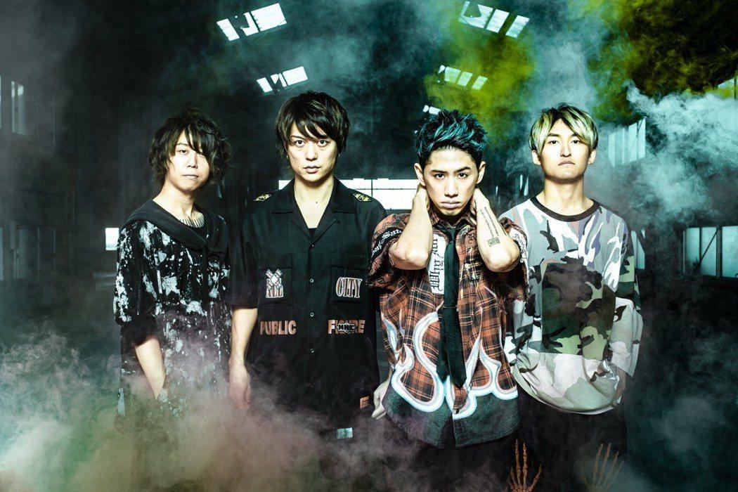 ONE OK ROCK 將於4月初來台參與備受矚目的演唱會。圖/AEG提供