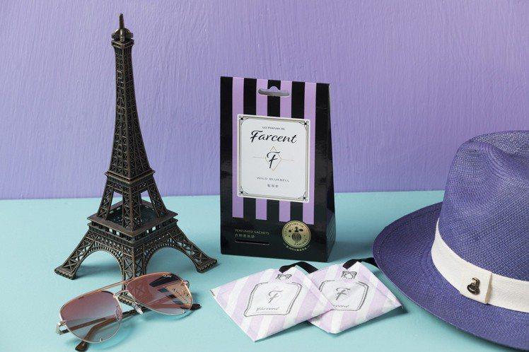 李晶晶認為紫色不僅浪漫優雅,更可利用紫色配件襯托好氣色,居家香氛也可選用紫色調與...