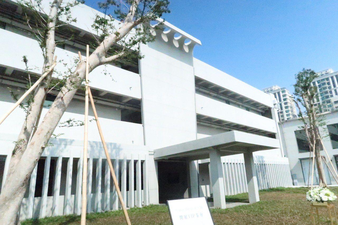 金馬賓館蛻變當代藝術中心 展出德國當代設計大師作品
