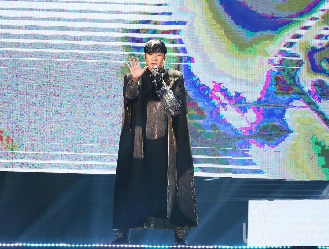 林俊傑14日起連4天在小巨蛋展開「聖所」世界巡演。圖/報系資料照