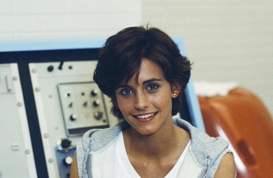 寇特妮考絲年紀很輕就演出影集而成名。圖/摘自imdb