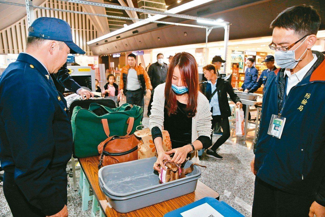 越南豬肉首次檢出非洲豬瘟病毒,農委會將把越南列入高風險區,若旅客從越南入境並攜帶...