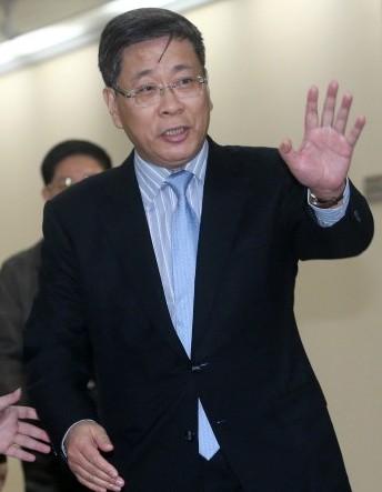 上海台辦主任李文輝。 圖/聯合報系資料照片