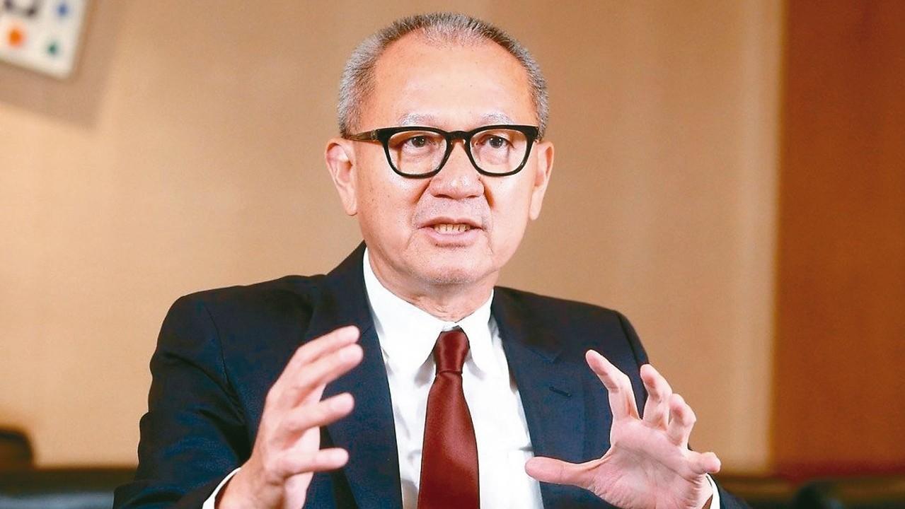 圖為國巨董事長陳泰銘。 報系資料照