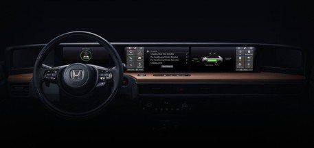 原型車內裝資訊曝光 Honda Urban EV Prototype將前往日內瓦
