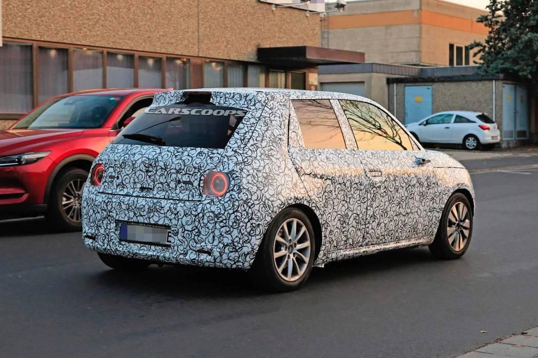 Honda首款純電車將於今年底於歐洲上市。 摘自Carscoops
