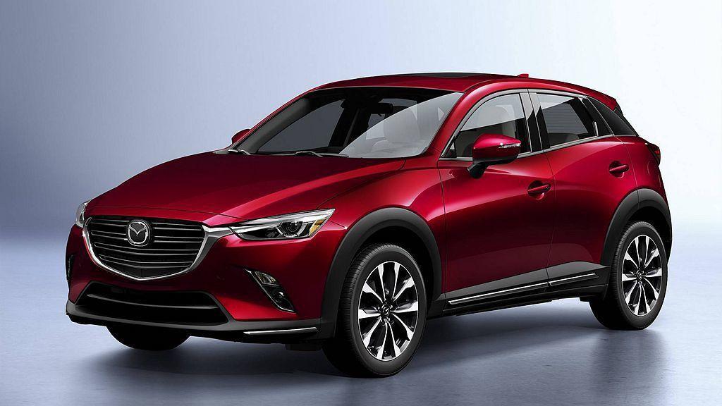 倘若這輛休旅會替美國市場帶來新銷售陣容,那就絕對不是Mazda CX-3後繼車款...