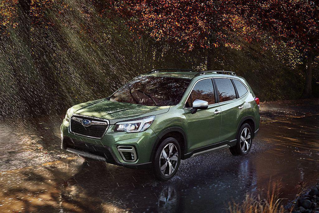 Subaru North America總裁Tom Doll表示:「許多人都認為...
