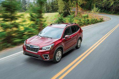 新Subaru Forester換裝渦輪引擎露曙光!但…前提是要市場要賣的差?