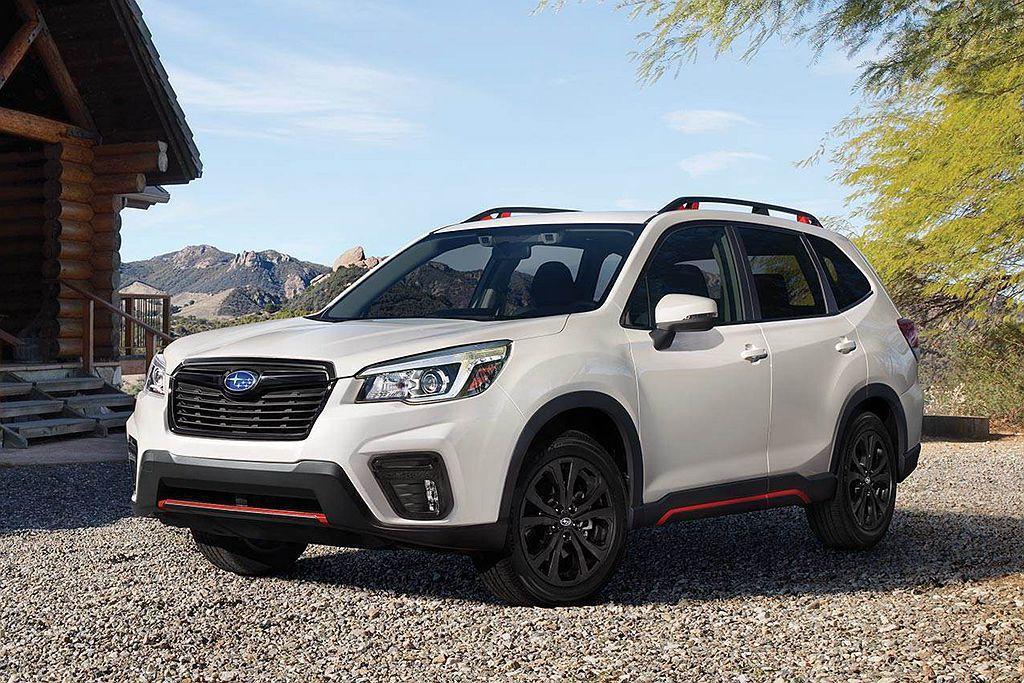 Forester不僅在美國市場賣得非常好,當中的Sport車型於美國各經銷據點幾...