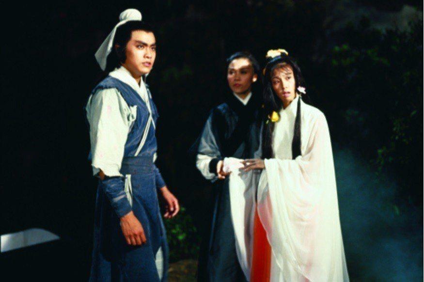 邵氏電影版「倚天屠龍記」在台開出超級賣座紅盤,穩坐年度冠軍。圖/摘自celest