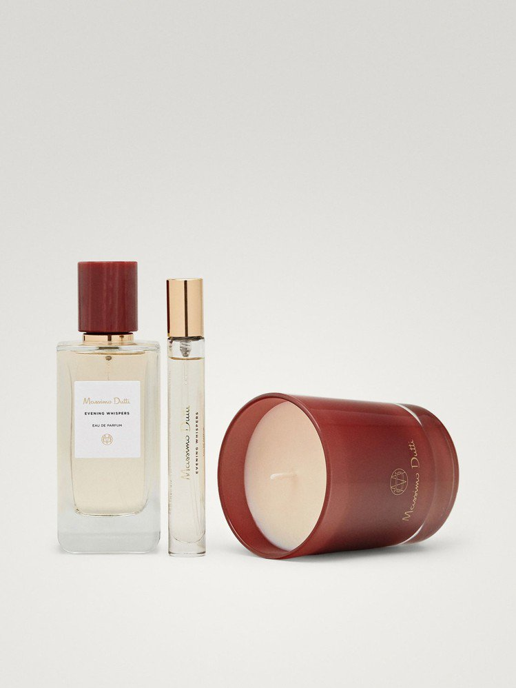 Massimo Dutti香水香氛組,售價2,750元。圖/Massimo Du...