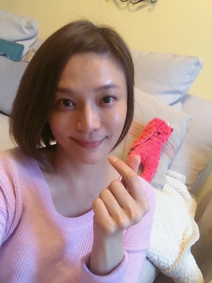梁家榕自曝罹患肌肉痿縮,且病況已持續3個月了。圖/摘自臉書