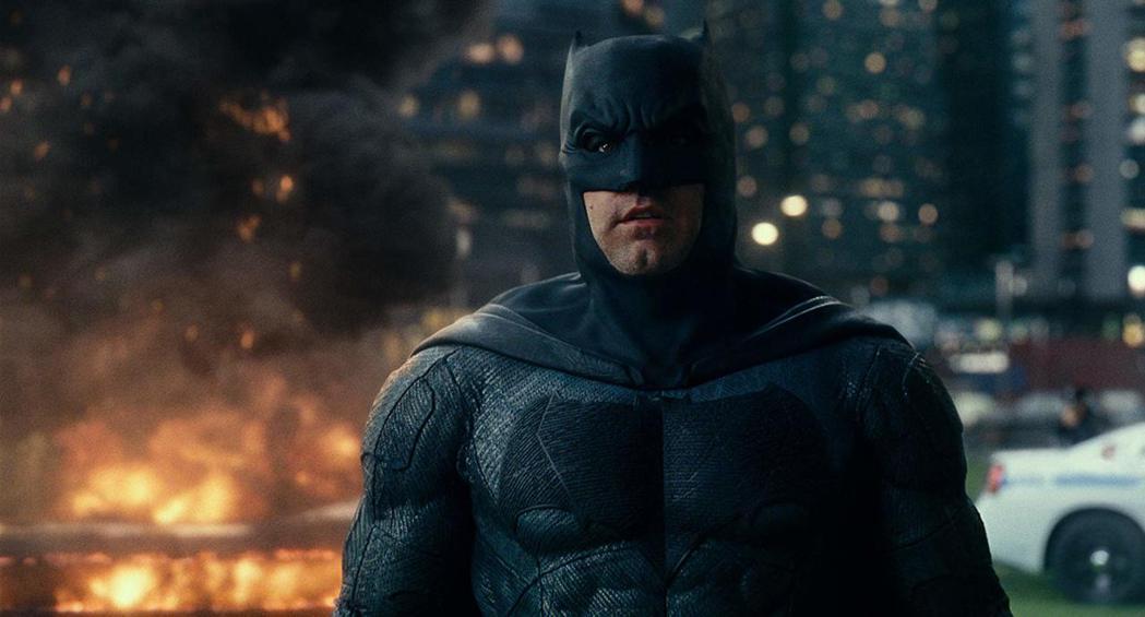 班艾佛列克並非大銀幕上最短命的「蝙蝠俠」,總共出現在3部電影中。圖/摘自imdb