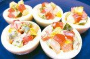 紅橙黃綠 彩椒的營養密碼