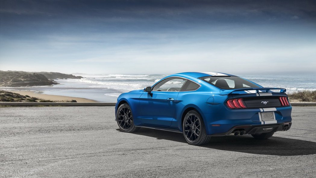 Mustang 2.3 Ecoboost在全球可說是銷量最好的野馬。 摘自For...