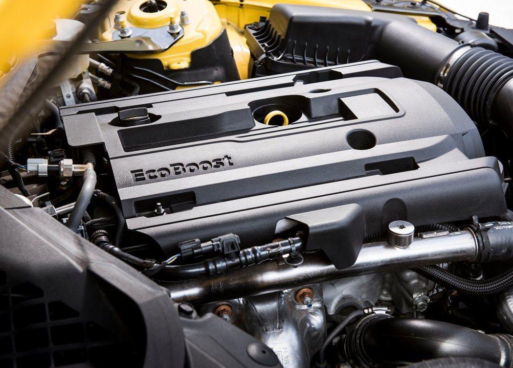 Ford 2.3 Ecoboost引擎在Focus RS上已有350匹馬力。 摘...