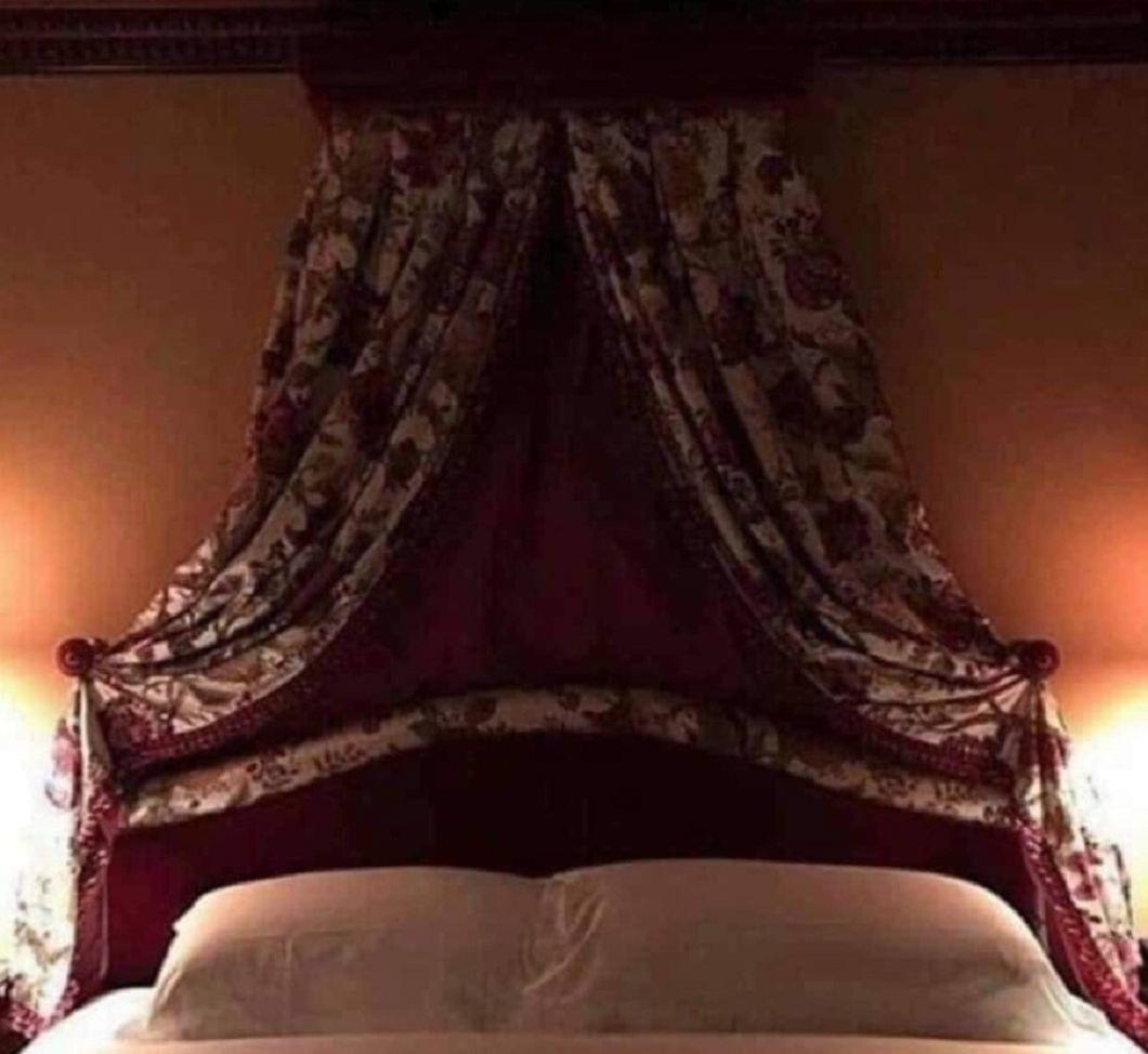 原PO驚覺自己想太歪了,這的確是張床組照。圖擷取自《爆笑公社》