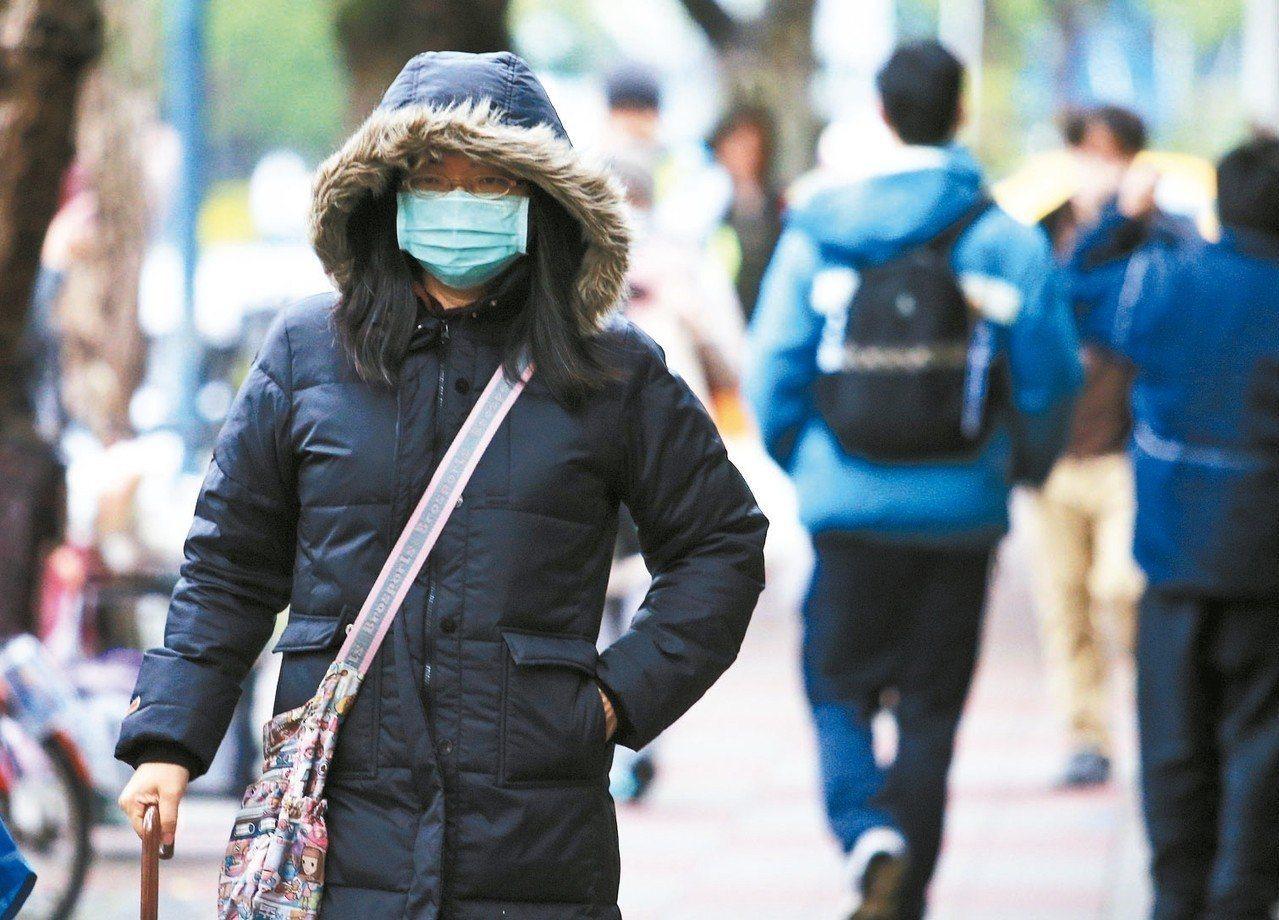 醫師指出,對於「冷底」民眾來說,最怕突如其來的冷風灌頂以及頸部、後腦杓,事實上,...