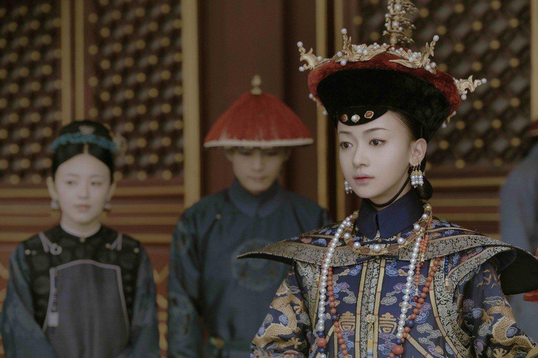 吳謹言演出「延禧攻略」後受到台灣觀眾矚目。圖/八大提供