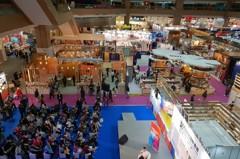 台北國際書展單天人次破16萬 明年颳起韓流