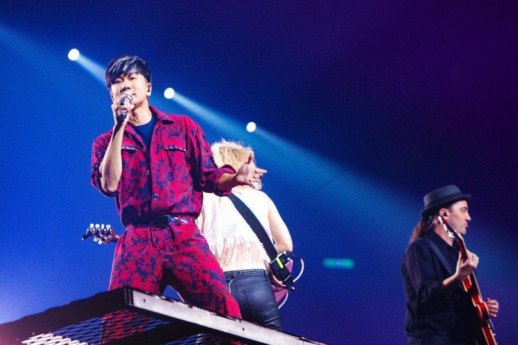 林俊傑的音樂表現有目共睹。圖/JFJ Productions提供