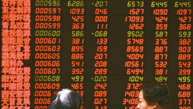 法人表示,國際指數公司爭相納入A股,將為陸股帶來更多資金活水。 美聯社