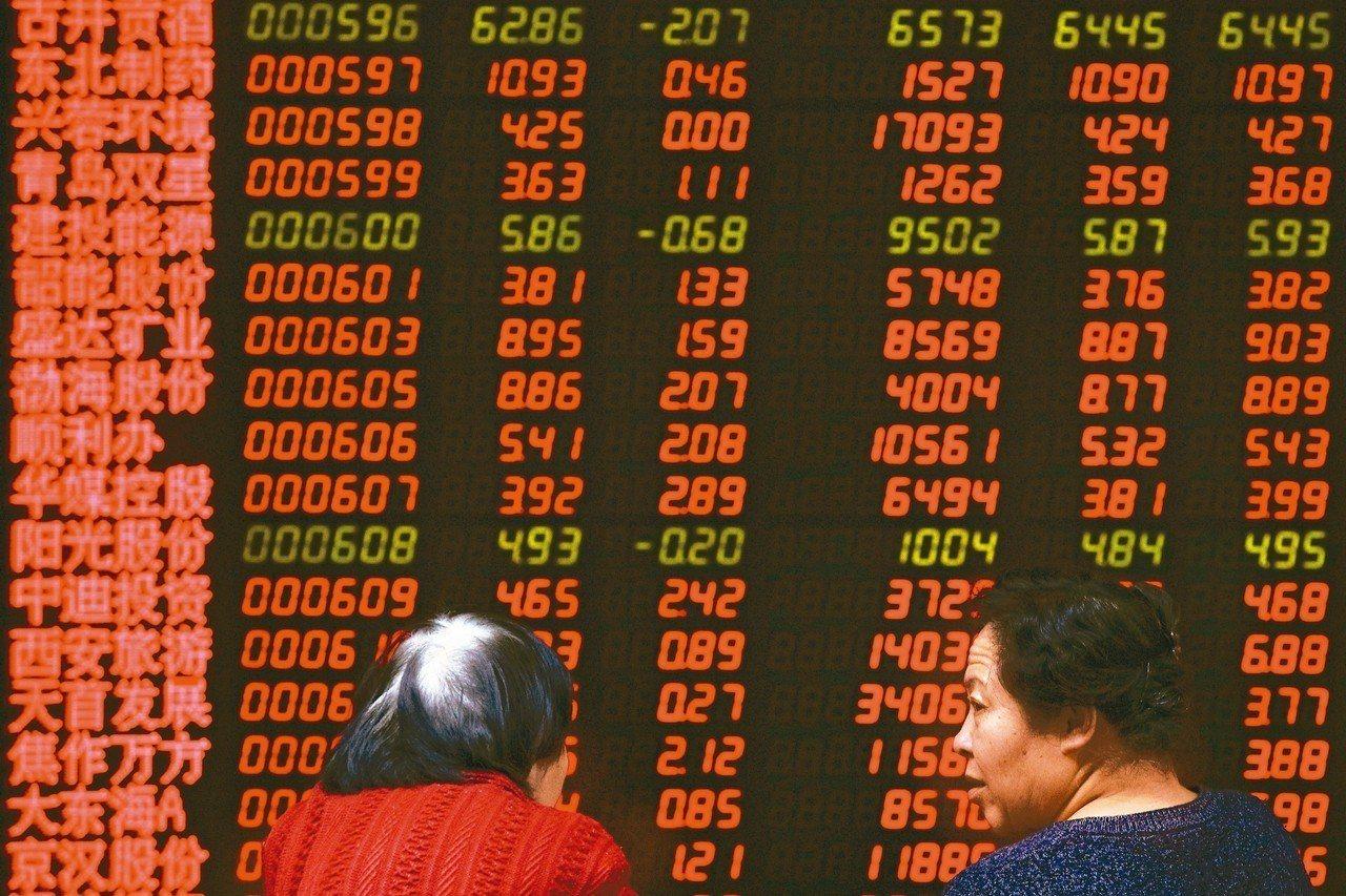 外資機構支持MSCI擴大納入A股。 美聯社