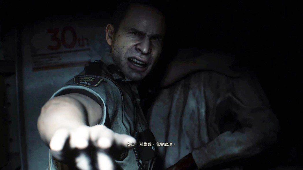 記得那位在加油站一開始就被咬死的警長嗎?他叫做丹尼爾‧寇提尼,在無路可逃關卡中,...