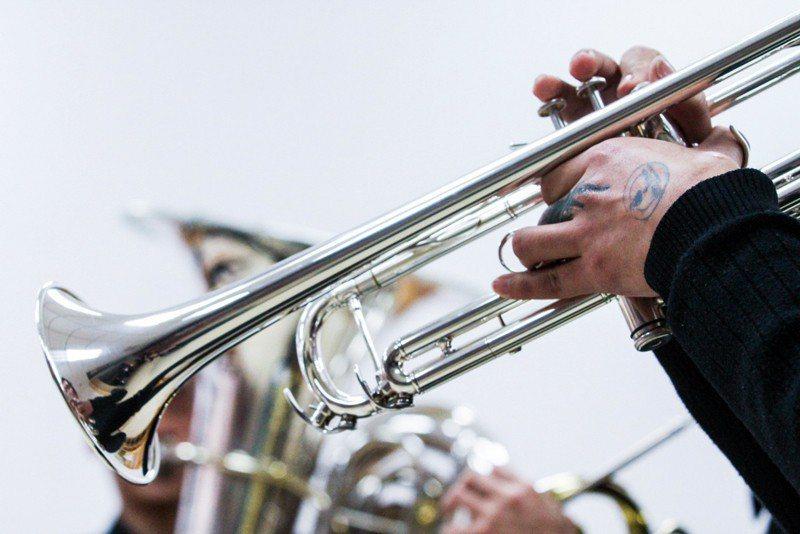 2016年,桃園少輔院參加全國學生音樂賽決賽。 圖/聯合報系資料照