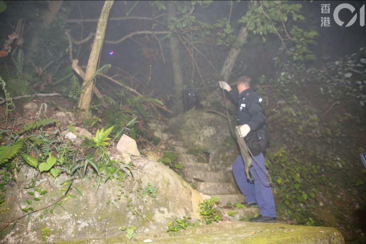 在此豪宅區曾發生多起竊盜案,居民人心惶惶。香港01 記者陳永武/攝影
