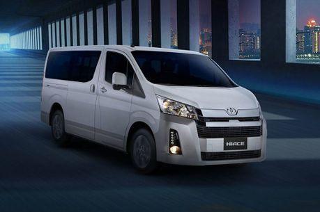 衝擊台灣商旅市場狠角色!全新第六代Toyota Hiace菲律賓全球首發